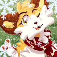 Nifty christmas icon by Keapoki