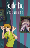 Scooby Doo, where are you ? by K-Zlovetch