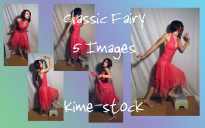 Classic Fairy 7 by kime-stock