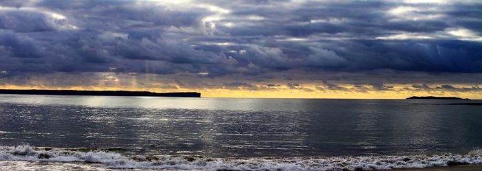 Jervis Bay Panorama by TarJakArt