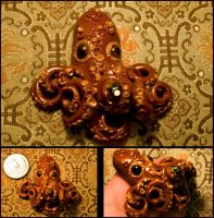 Octopus Commission by LeeAnneKortus