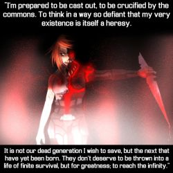 Charlotte Payne - Book 06 Main Antagonist by the-silentassassinAP