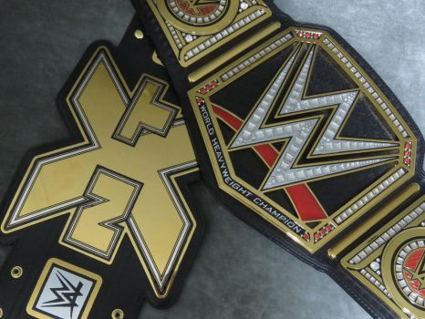 NXT and WWE by imranbecks