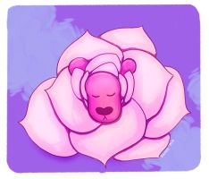 Lion of Rose by bugbyte