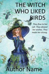 The witch who liked birds by OlgaGodim