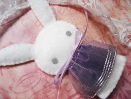 Pita Ten Bunny Plush by feiyan