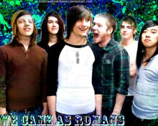 We Came As Romans by CookieeBeatdownn