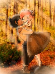 DG.:Any season with you...:. by bleuberry109