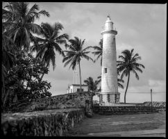 Galle Light House by Roger-Wilco-66