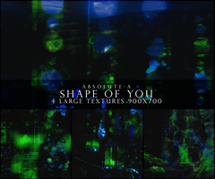 Shape of you |Textures Pack#8| by Absolute-A