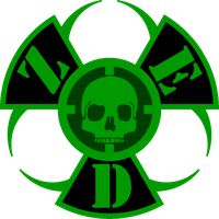 Zombie Eradication Division - Green Inverted by MouseDenton