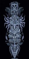 SPINAL TOTEM by RSConnett
