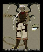Joice [quick draw] by Dierinks