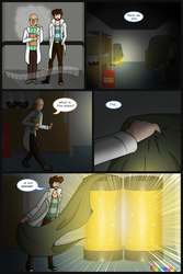 YogLabs: Behind Closed Doors - Pg14 by KTechnicolour