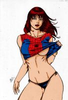 Mary Jane by Dannith by Kenkira