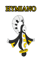 Fan type Fakemon Contest Entry 1: Hymiano by KingArthur13th