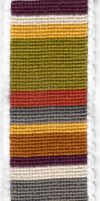 4th Doctor Scarf Bookmark by DavisJes
