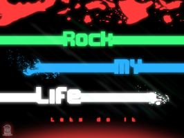 Rock my life by MazenShehab