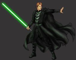Jacen Solo 2 by LordScythican