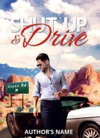 Shut Up and Down: A Premade Book Cover by justaddgigi