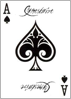 ID: Ace of Spades by Cynestaire