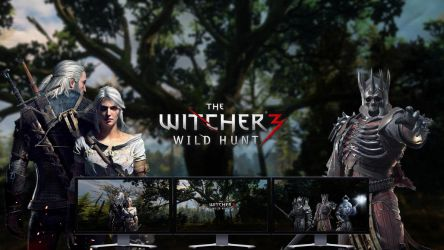 Witcher 3 Wallpapers by foxgguy2001