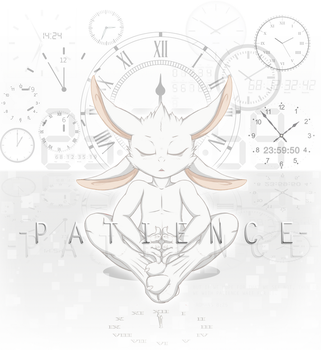 Patience~ by ValorRally