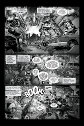 Invisible Webs #1 - Page 1 by invisible-web-studio