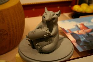 Ratatouille Characters 4 by AreteStock