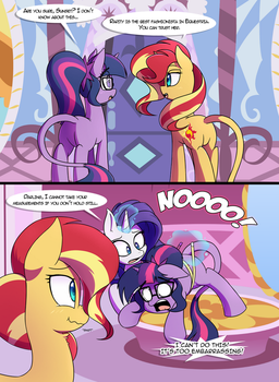 Night at the Gala - Part 4 by Jase1505