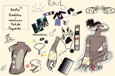 NEW OC REFERENCE by Buchtthewolfbone