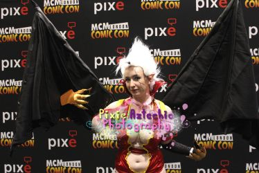 Fairy Tail cosplay, MCM Expo October 2013 by Pixie-Aztechia