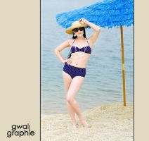 pin up 1 by Gwali