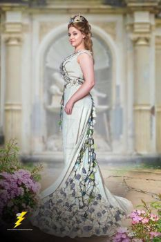 Margaery wedding gown by crazycallisto