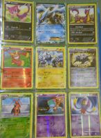 Pokemon Card Sales 2 -Kyurem EX, Luxio, etc-