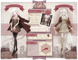 { PR } Penelope by Witchere