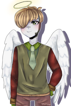 Angel by VickiGreat