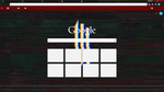 Skrillex Glitch Chrome Themes by Stephano-Umlaut