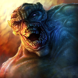Scatterjaw by dloliver
