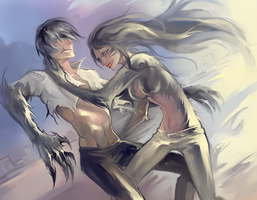 Noblesse: wolf's tango by Sawitry