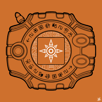 Digivice - Courage by KyodanJr