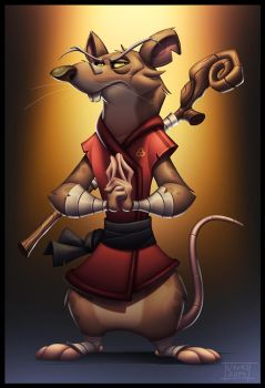 Master Splinter by Javas