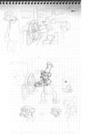 SKETCHES FOR STEAMBOAT WILLIE by zoccu