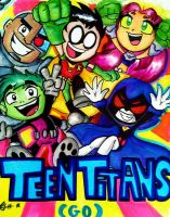 Teen Titans (Go) by Blossom-fur7
