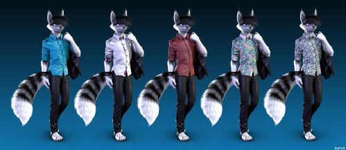 Some more fashion :D by zorryn