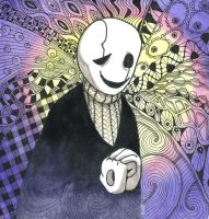 W.D. Gaster by TomoeOtohime