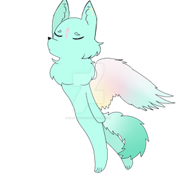 Jade's First Drawing (More Coming Soon!) by ICloudydust