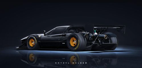 GTO Built for the Climb by The--Kyza