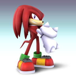 Knuckles by Mach-7