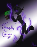 Jimmothy the Enderman by HugaDuck